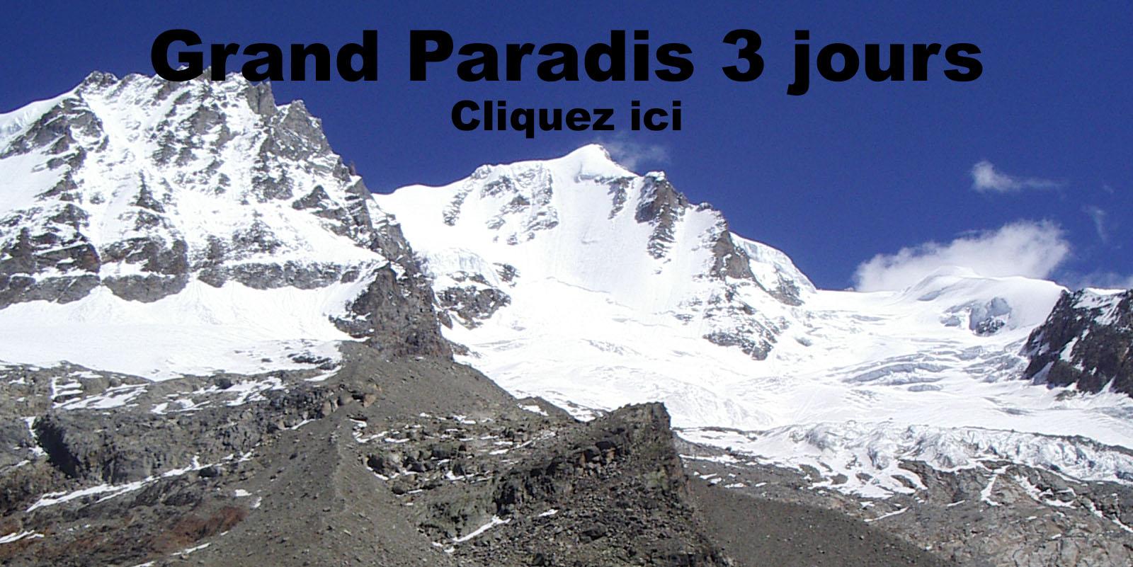 Grand Paradis 3 jours 1600x800